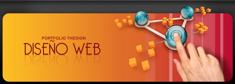 Portfolio Thesign DISEÑO WEB